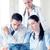 gruppo · medici · guardando · Xray · sanitaria · medici - foto d'archivio © dolgachov