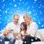 família · feliz · cartão · de · crédito · família · compras · on-line · tecnologia - foto stock © dolgachov