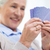 sorrindo · cartas · de · jogar · sorridente · jogar · cartão - foto stock © dolgachov
