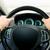 genç · sürücü · araba · eller · direksiyon · yol - stok fotoğraf © dolgachov