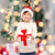 gülen · mutlu · küçük · erkek · ayakta - stok fotoğraf © dolgachov