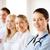молодые · команда · группа · врачи · здравоохранения · медицинской - Сток-фото © dolgachov