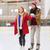 счастливым · пару · катание · люди · дружбы - Сток-фото © dolgachov