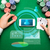 casino · speler · kaarten · smartphone · chips · online - stockfoto © dolgachov