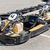 close up of kart on speedway track stock photo © dolgachov