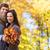folhas · backlight · harmônico · outono · sentimento - foto stock © dolgachov
