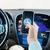 man · hand · smartphone · rijden · auto - stockfoto © dolgachov