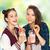 nino · potable · leche · alimentación · saludable · fruta · fresca · mesa - foto stock © dolgachov