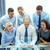 uomini · d'affari · statistiche · presentazione · ufficio · uomo · lavoro - foto d'archivio © dolgachov