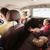 boldog · szülők · kicsi · gyermek · vezetés · autó - stock fotó © dolgachov