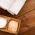 üres · fürdőkád · fürdő · közelkép · víz · fény - stock fotó © dolgachov