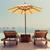 çift · plaj · tatil · oturma · güneş - stok fotoğraf © dolgachov