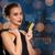 boldog · nő · hitelkártya · bevásárlótáskák · vásár · divat - stock fotó © dolgachov