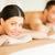 Coppia · spa · foto · salone · massaggio · donna - foto d'archivio © dolgachov