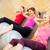 grup · de · oameni · pilates · clasă · fitness · sportiv - imagine de stoc © dolgachov