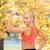 giovani · donna · luce · fitness - foto d'archivio © dolgachov