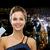 улыбающаяся · женщина · вечернее · платье · кредитных · карт · торговых · богатство - Сток-фото © dolgachov