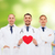 группа · счастливым · белый · здравоохранения · профессия · команде - Сток-фото © dolgachov