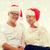 幸せ · ホーム · クリスマス · 休日 · 人 - ストックフォト © dolgachov