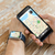 handen · gps · kaart · smart · horloge · business - stockfoto © dolgachov