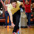 młodych · kobiet · gry · bowling · młodych · ludzi · znajomych - zdjęcia stock © dolgachov