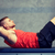 giovane · addominale · palestra · sport · fitness - foto d'archivio © dolgachov