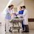 paciente · hospital · emergencia · profesión · personas - foto stock © dolgachov