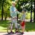 grand-père · petit-fils · parler · été · parc · famille - photo stock © dolgachov
