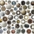グレー · 金属の質感 · 銀 · フォーム · 壁 · 背景 - ストックフォト © donatas1205