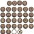 button alphabet stock photo © donatas1205