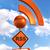 rss · icon · oranje · knop · internet · technologie - stockfoto © donskarpo