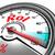roi conceptual meter stock photo © donskarpo
