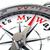 my way conceptual compass stock photo © donskarpo