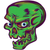 cráneo · aislado · esqueleto · cabeza · blanco · muerte - foto stock © doomko