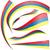 Colombia · szett · zászló · izolált · fehér · absztrakt - stock fotó © doomko