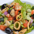 salada · fresco · orgânico · eco · vegetal · isolado - foto stock © dotshock