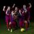 futebol · jogadores · vitória · equipe · grupo - foto stock © dotshock