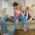 両親 · 子供 · 一緒に · アジア · 実家 - ストックフォト © dotshock