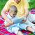 nonno · bambino · parco · tablet · famiglia - foto d'archivio © dotshock