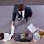 business people making deal stock photo © dotshock