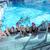 feminino · piscina · rastejar · raso - foto stock © dotshock