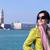美人 · ヴェネツィア · 美しい · 観光 · 女性 - ストックフォト © dotshock