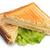 sanduíche · fresco · legumes · carne · peixe - foto stock © dotshock