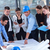 uomini · d'affari · costruzione · ingegneri · riunione · gruppo · presentazione - foto d'archivio © dotshock