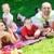 小さな · 幸せ · 父 · 娘 · 公園 · 楽しい - ストックフォト © dotshock