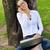 bella · giovane · ragazza · studente · città · parco · estate - foto d'archivio © dotshock