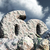 altmış · numara · mavi · gökyüzü · 3d · illustration · parti · manzara - stok fotoğraf © drizzd
