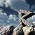 バイキング · 3次元の図 · 海 · 剣 · ヘルメット · 武器 - ストックフォト © drizzd