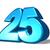 número · vinte · cinco · escada · pedra · ilustração · 3d - foto stock © drizzd