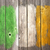 irish colors on old wooden wound stock photo © drizzd